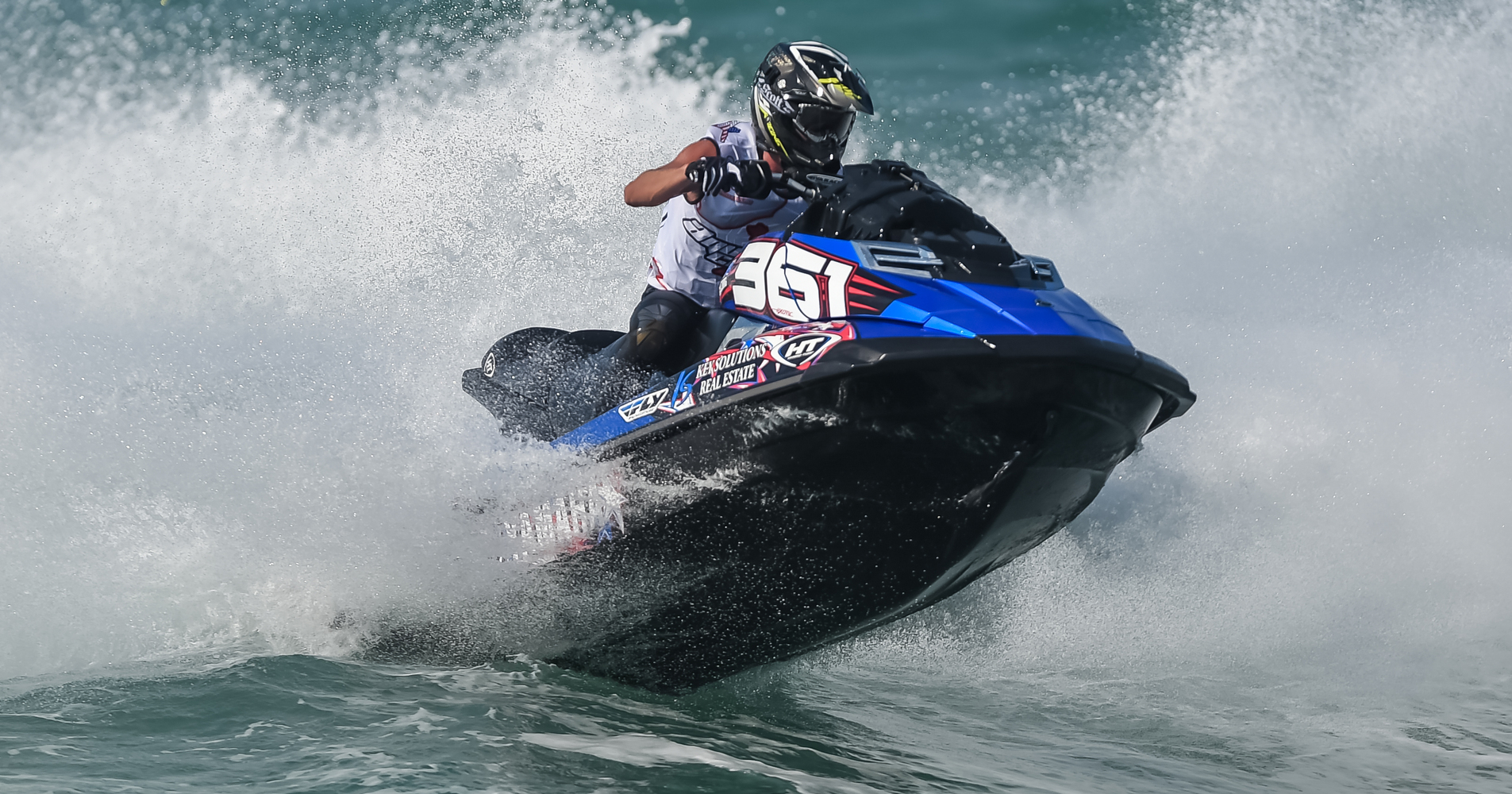 Lagopoulos is excited for the challenge of St Pete Beach this weekend