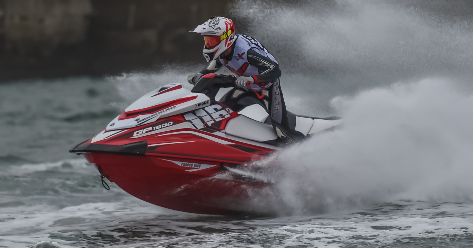 Thomas Batisse made it two round victories from two in the 300 Euro championship