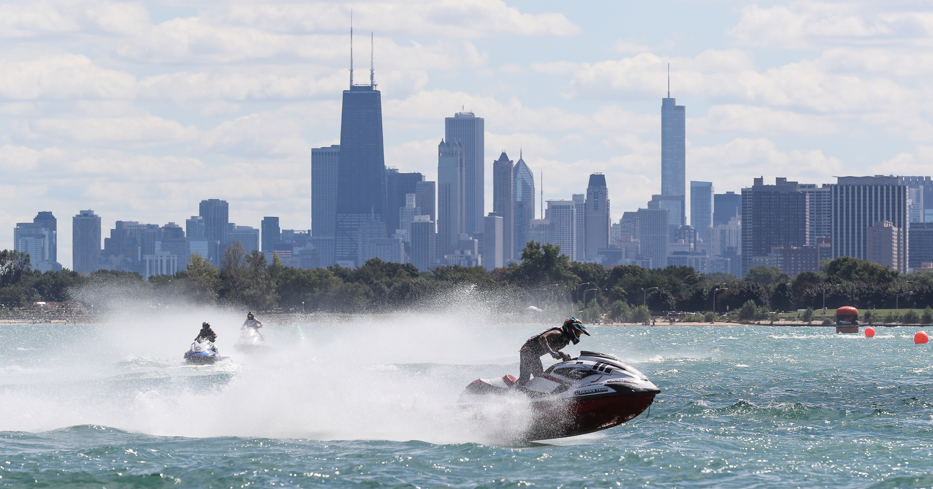AquaX racing returns to Chicago in September after a successful debut in 2016