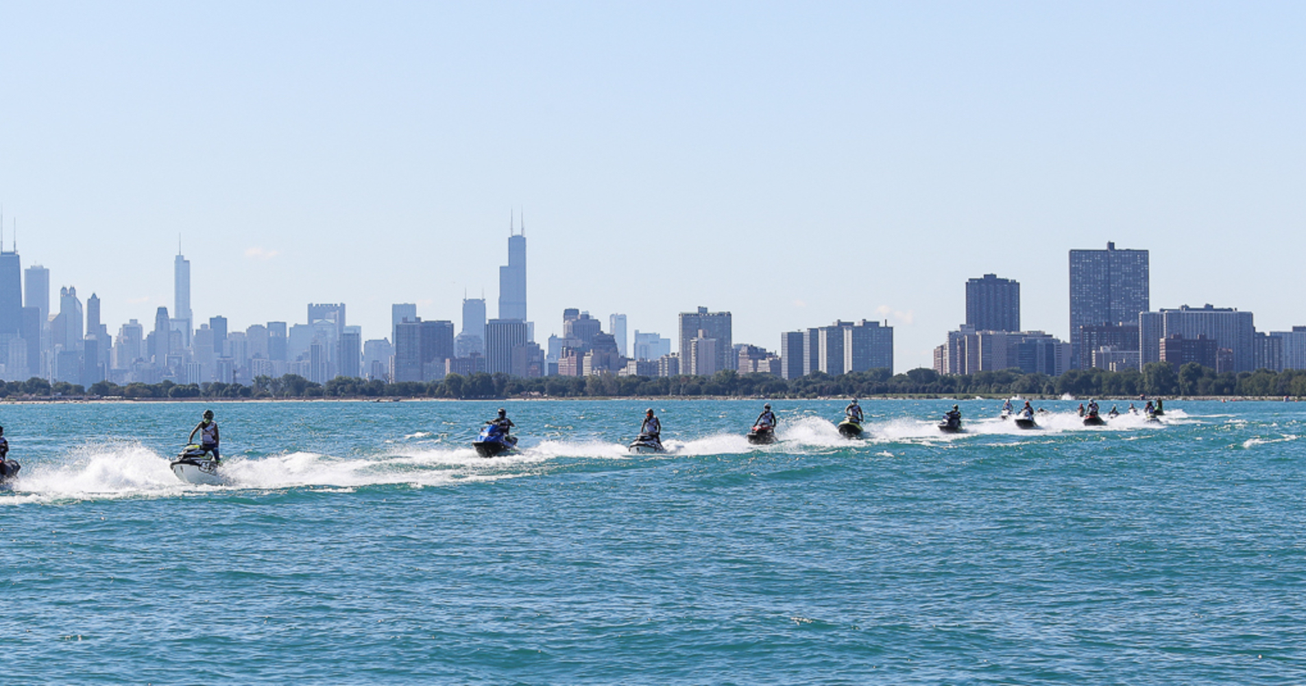 Chicago will once again play host to AquaX and IJSBA National Championships