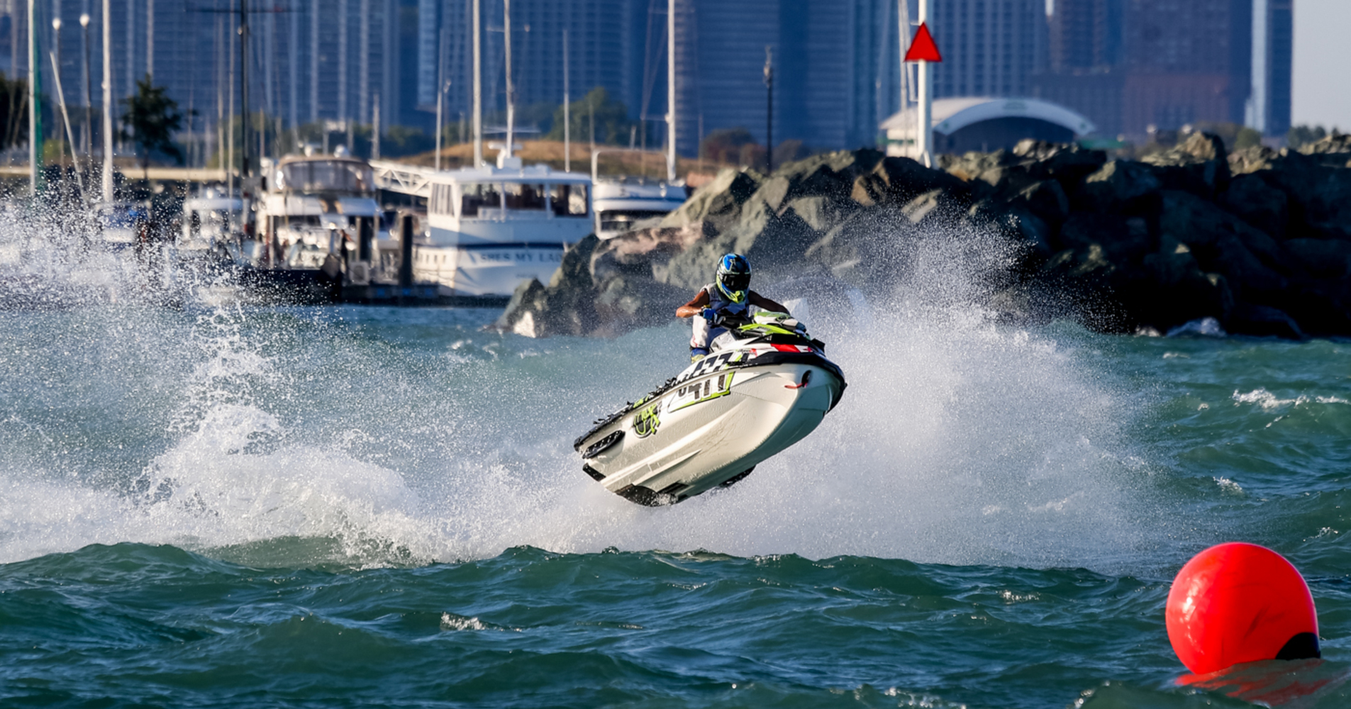 Jay Edworthy backed up his performance in Whiting to secure the North East Series title for a second year running