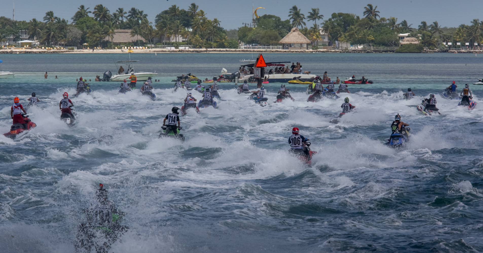 Over 50 racers will compete in key west this December