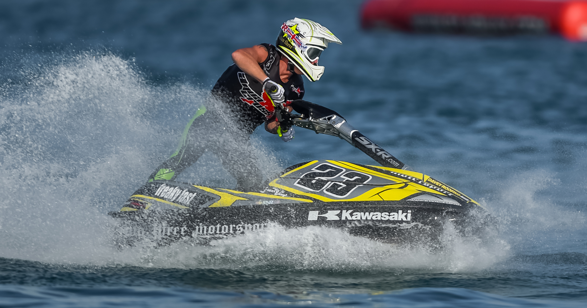 Simon Gill took home the Ski Lites championship to match his UK title