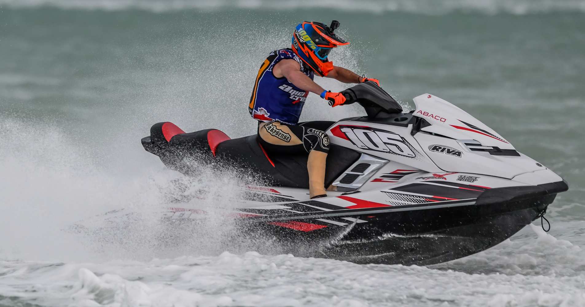 Christian Daly took two victories on Sunday to land the 250 class title