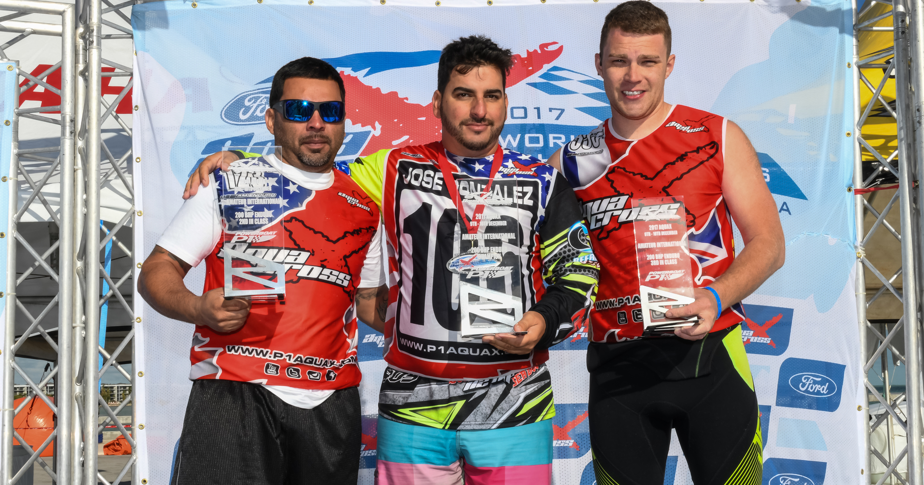 Jose Luis Gonzalez landed his first AquaX title by beating Florida Series champ Eric Diaz