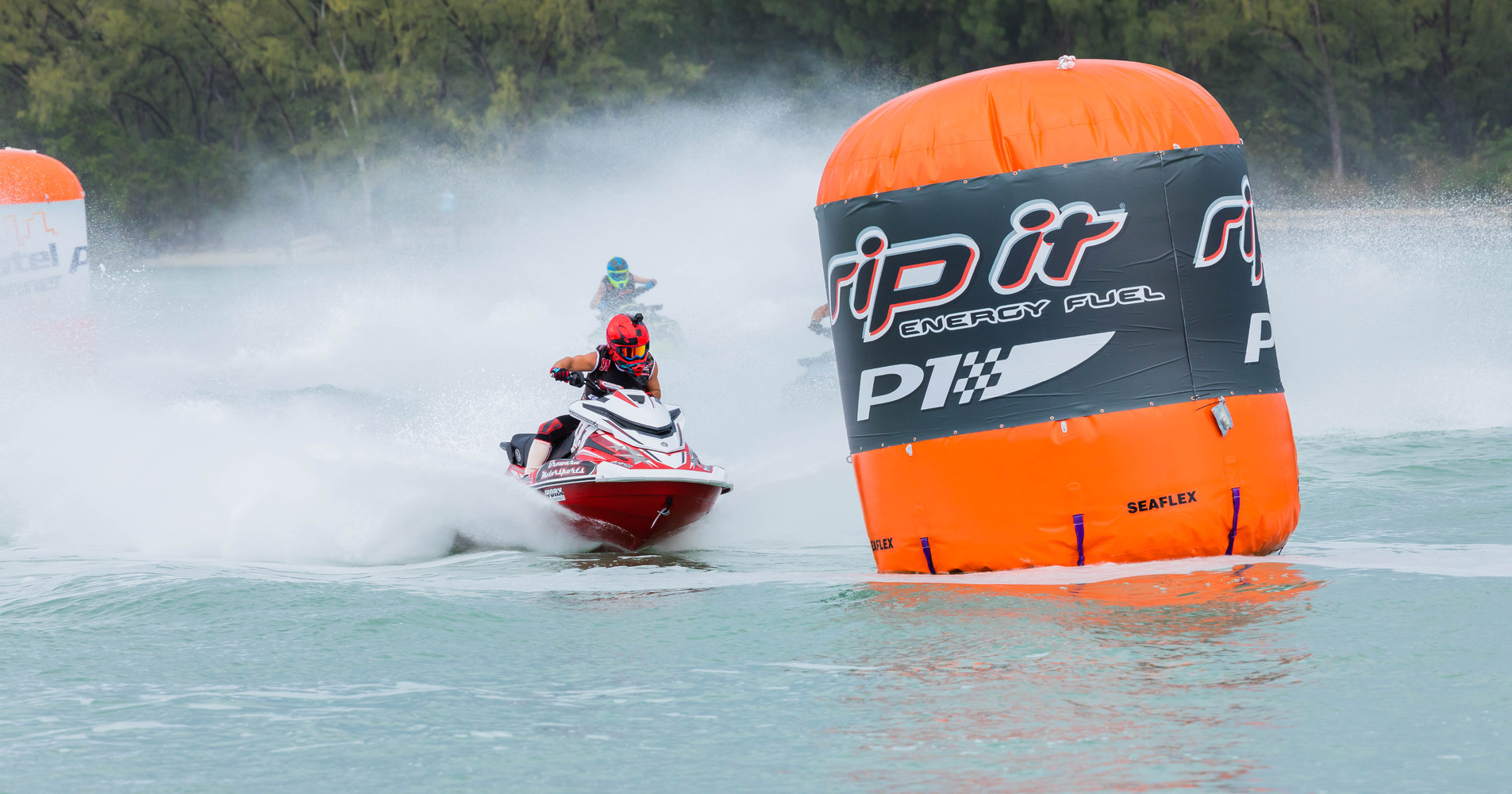 Eric Francis looking for a second AquaX USA title in FL