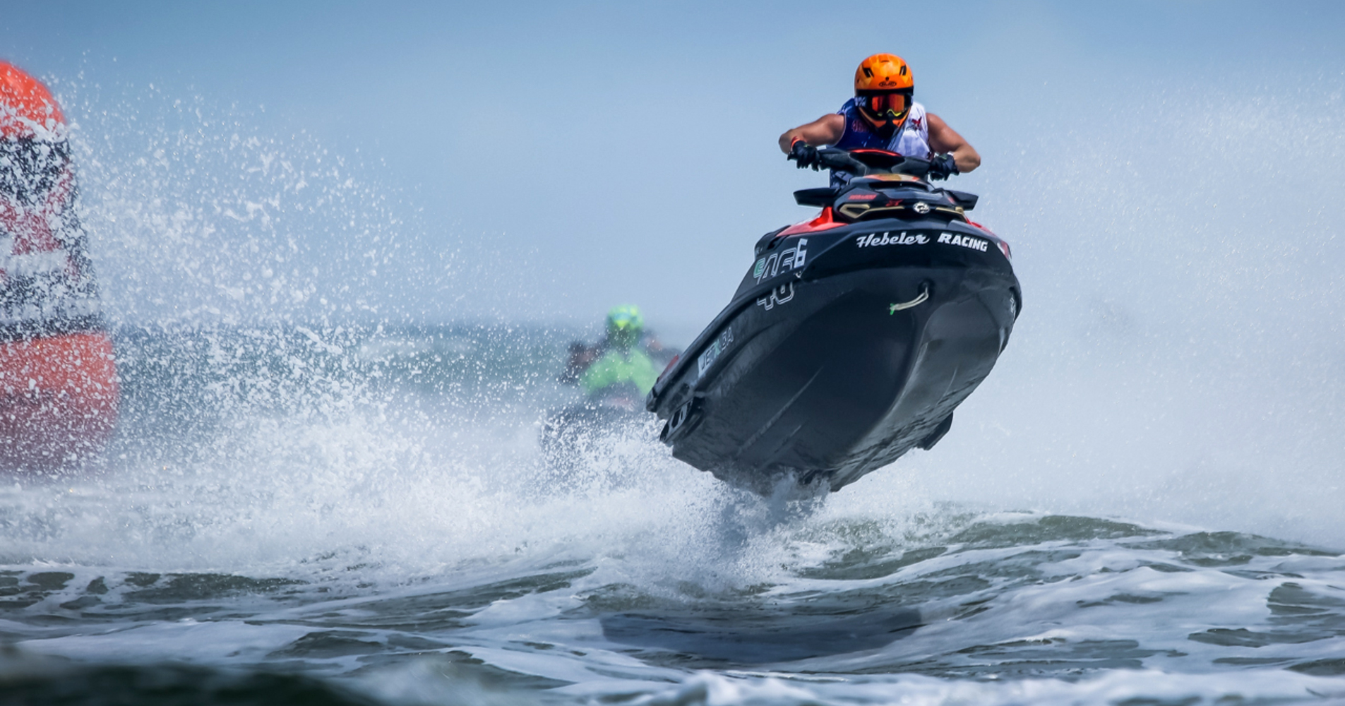 466	Todd Czarcinsku put in a solid ride on his Sea_Doo RXTX