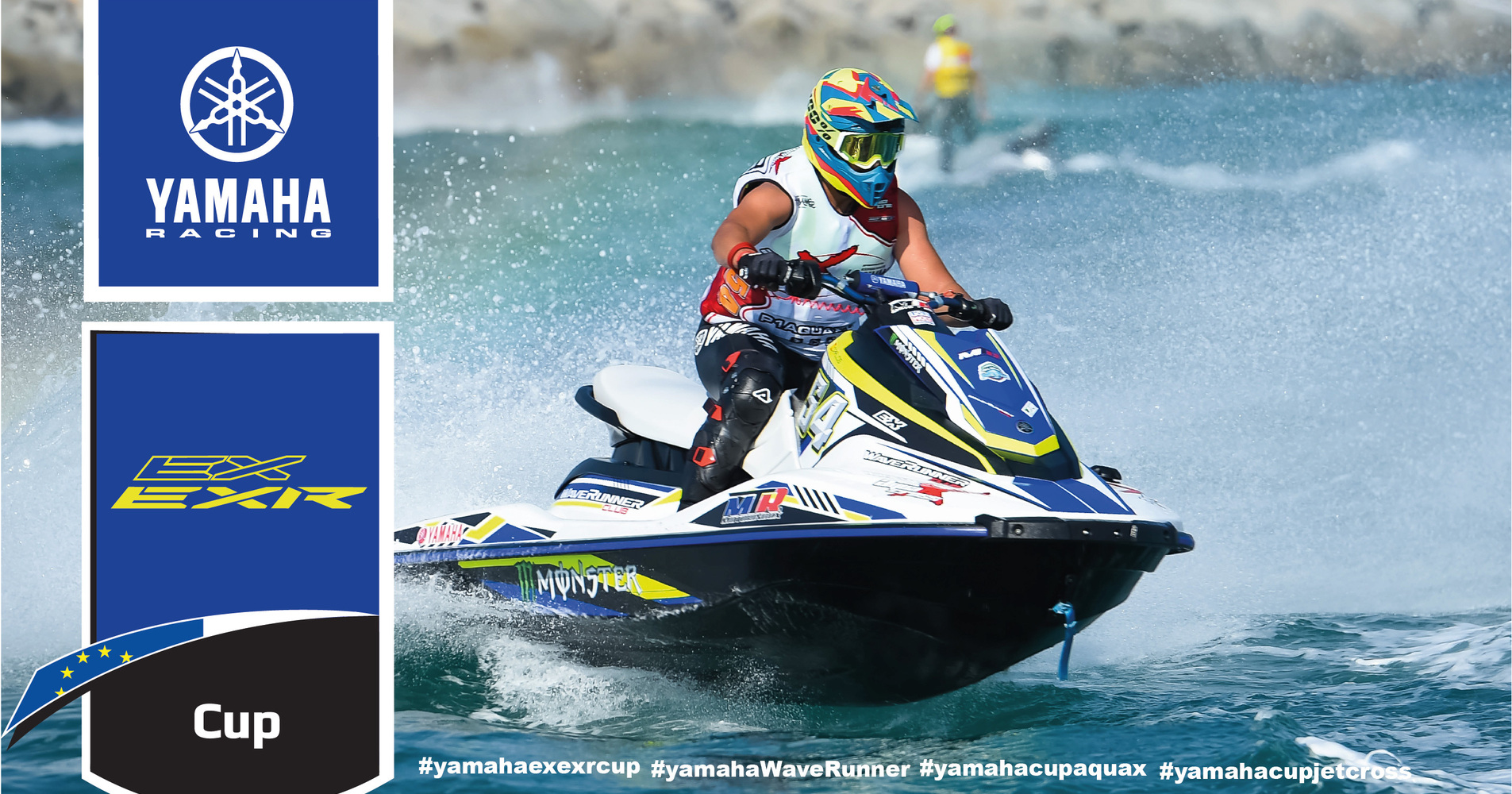 The Yamaha EX/EXR Cup kicks off this weekend in La Seyne