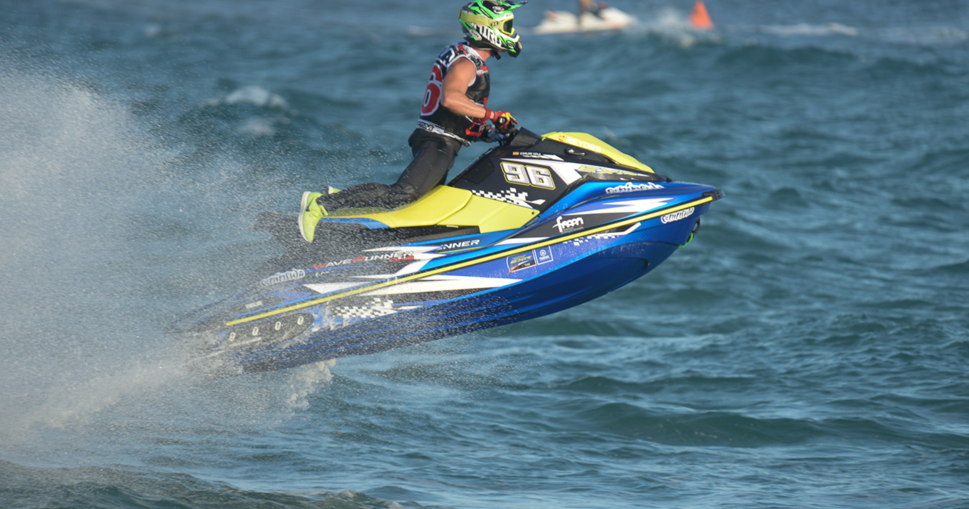 Carlos Vela (SP) won the Yamaha EXR CUP and the Sprint SE class