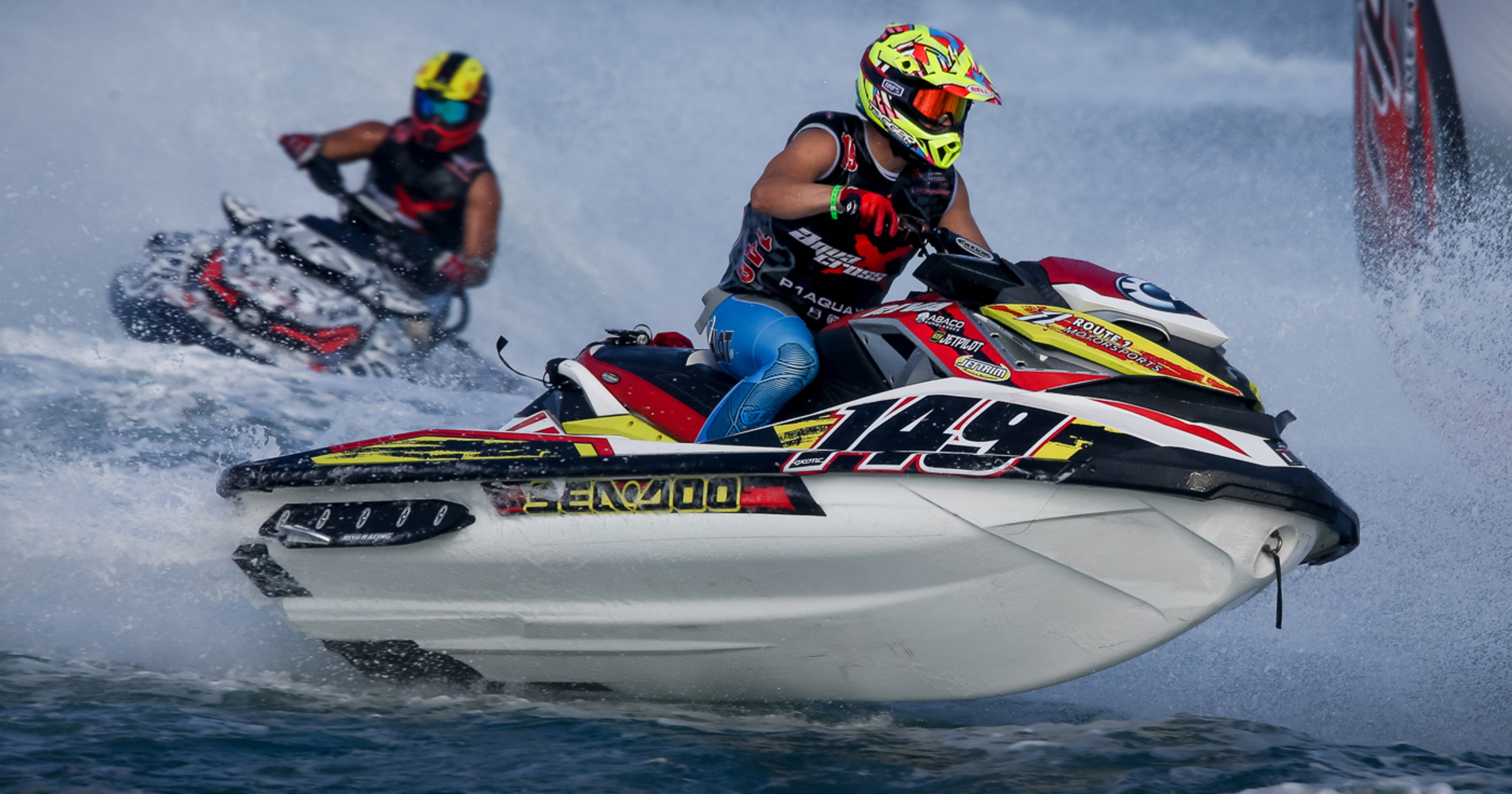 Yamaha FZR SHO qualifies for the AquaX 250 class