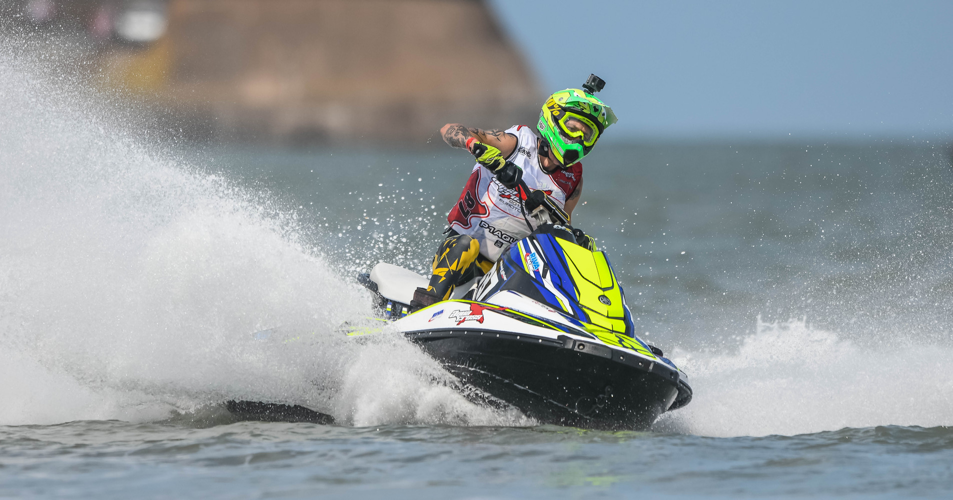 Yamaha EX qualifies to race in the Sprint ES (Spark/EX) class