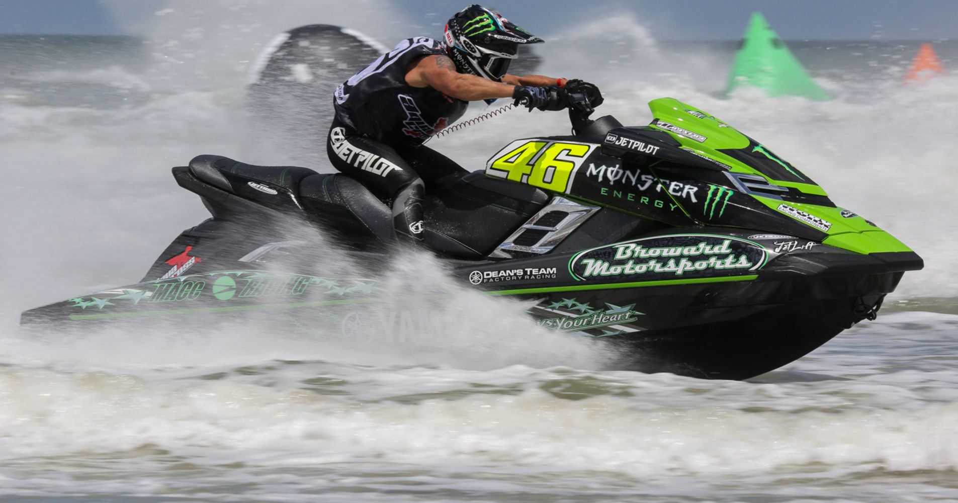 The AquaX Pro Series is made up of the best PWC racers in the world