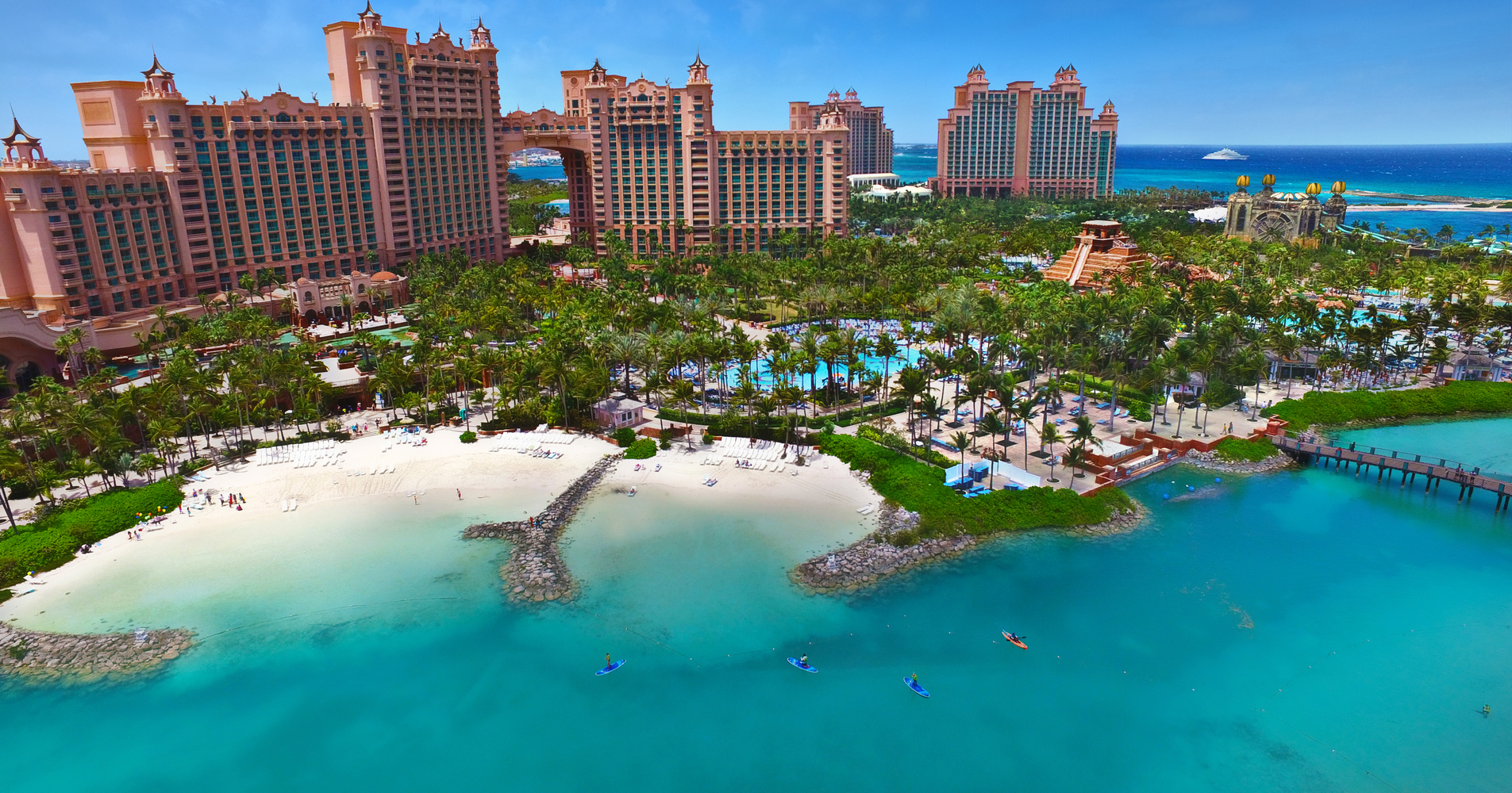 The Atlantis - Paradise Island