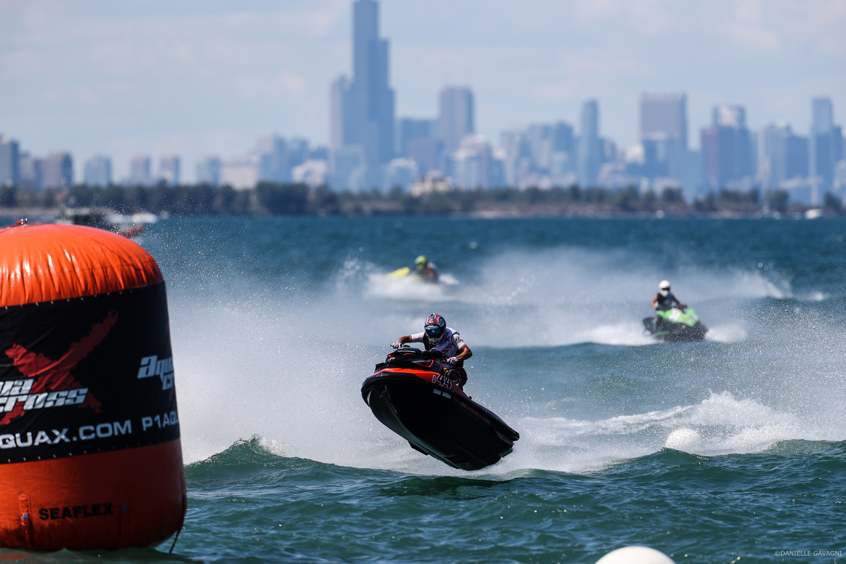 The Pro Series will head to Chicago for the second year running in September