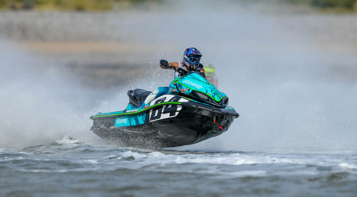2019 AquaX UK Pro Enduro Champion - Joe Harvey