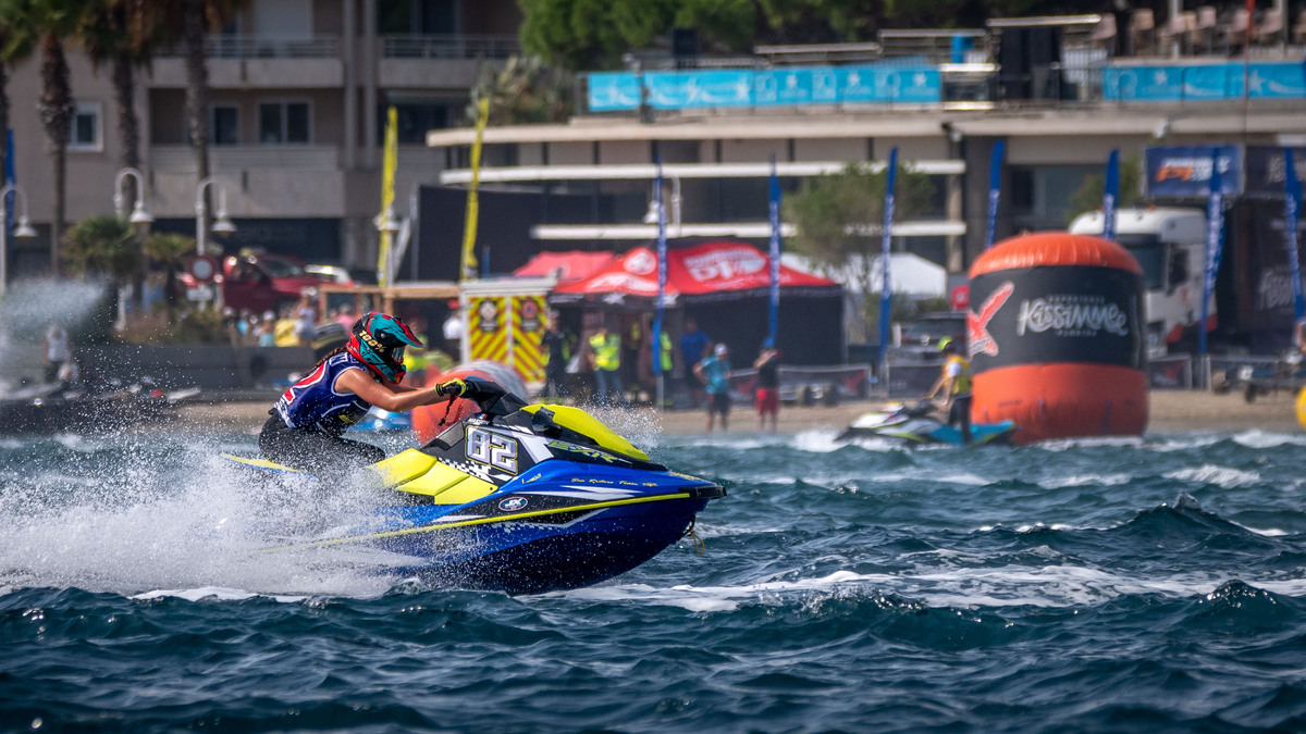 Yamaha EXR riders set to do battle for the final Cup of the Season