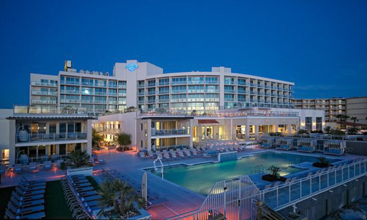 Hard Rock Hotel - Daytona Beach