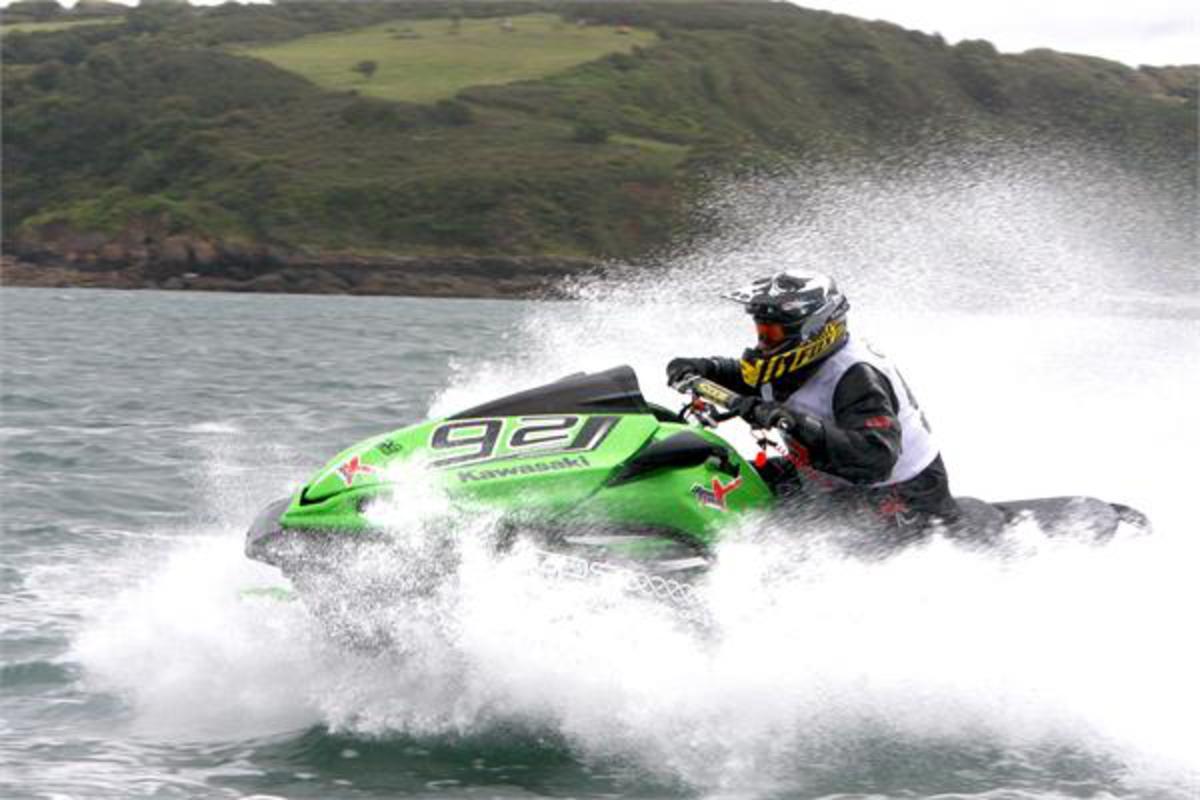 Richard Cable 2016 Jetski Racer P1 Aquax