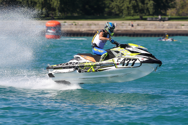Canadian Jay Edworthy took the Pro Am Great Lakes victory