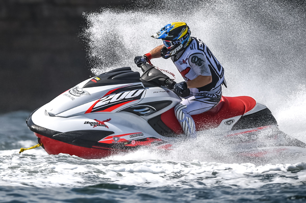 Current P1 AquaX UK champion Phil Pope could line up on the Euro Pro Tour