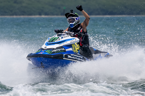 Chris MacClugage was challenged but took all three races in Islamorada