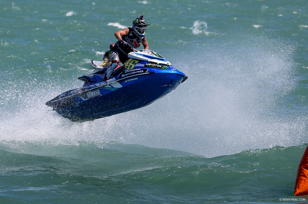 Chris MacClugage put in an impressive performance to secure two victories on day two and second place for the weekend
