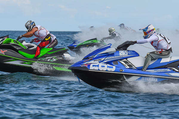 The racing in Torquay last year was fiercely competitive