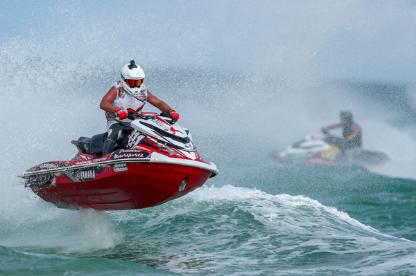 P1 AquaX Enduro - World Ranked No1 racer Eric Francis