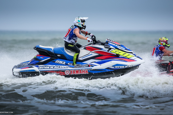 American amateur racer Chris Landis is moving up the ranking after a sold start to the season
