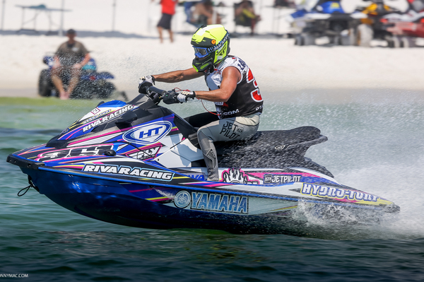 Sea-Doo Spark qualifies to race in the Sprint SE class
