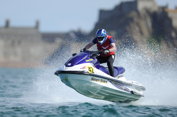 Will Duncan Johnstone Make his Mark in the match racing too?
