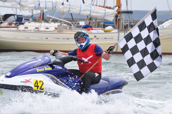Duncan Johnstone can secure the title in Cowes