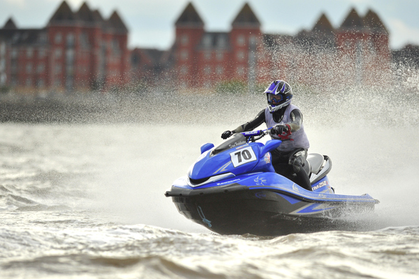Dave Huddleston AquaX Reigning Am 300 Champion