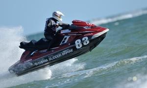 Damien Evans 250 Champion