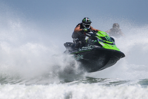 P1 AquaX Daytona will air on FOX Sports Sun on Friday May 6 at 2:30pm and again at 7pm