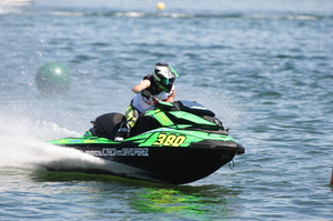 Lambert is confident he can challenge for the European title and book his place at the 2017 AquaX World Championships in December