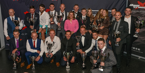 <strong>2017 UK champions</strong> celebrated at the <strong>P1 Awards</strong>