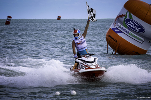 Brian Baldwin became the first ever AquaX World Champion in December