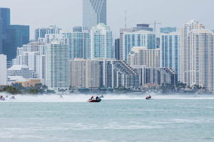 Bumper crowds take in the final day of the 2018 P1 Miami Grand Prix
