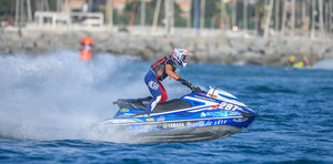 Favolini on fire at the finale of the P1 AquaX EuroTour