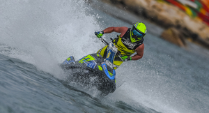 P1 Jetcross - Pro &  Am Stand Up Ski racing