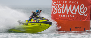Leading Spanish racer Jordi Thomas Jimenez