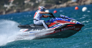 2018 AquaX EuroTour Champion - Thomas Favolini - FR