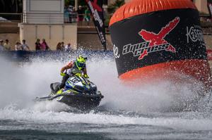 Alex Barret leads Pro Enduro
