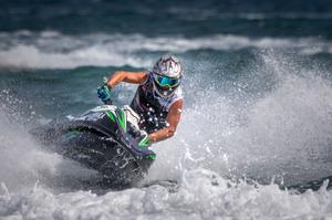 Pro Sprint Championship leader Jeremy Dubosc