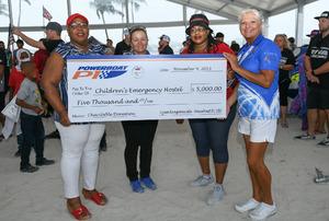 Charity program for the Children's Emergency Hostel in Nassau