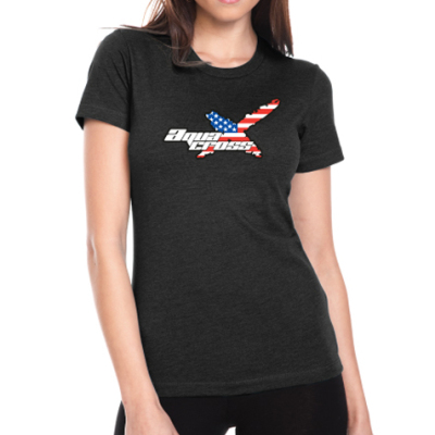 Picture of 2017 P1 AquaX USA Women's Crew T-Shirt