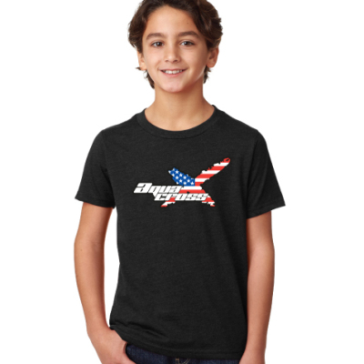 Picture of 2017 P1 AquaX USA Children's Crew T-Shirt