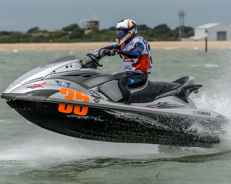 Dave Lee - P1 AquaX Rider