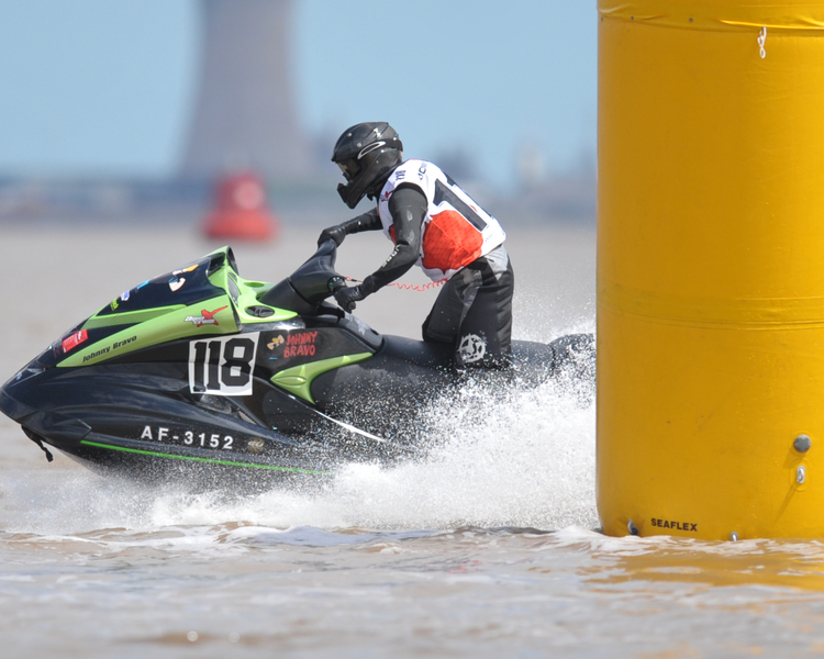 John Heath - P1 AquaX Rider